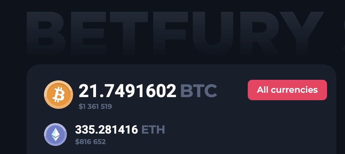 Altcoins Pool Info