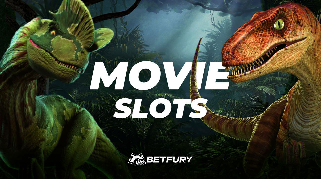 Movie Film Themen Slots beim Betfury NTF Event